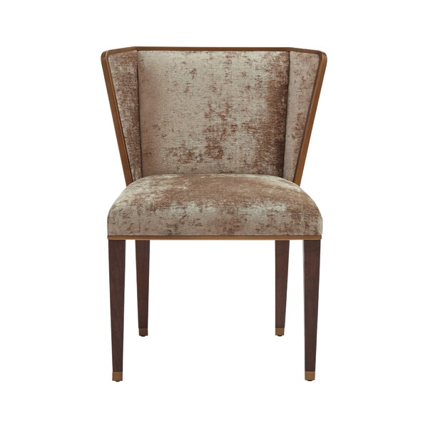 D'Oro Upholstered Dining Chair by Global Views Global Views