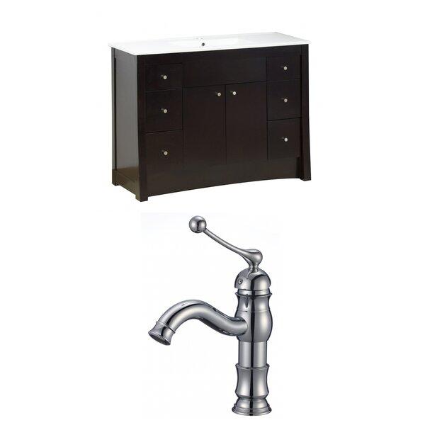 Sharples 48 Single Bathroom Vanity Set