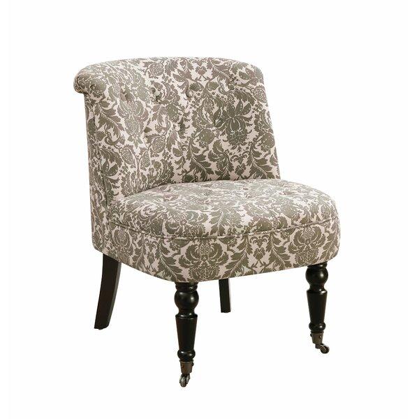Beckwood Slipper Chair by Astoria Grand
