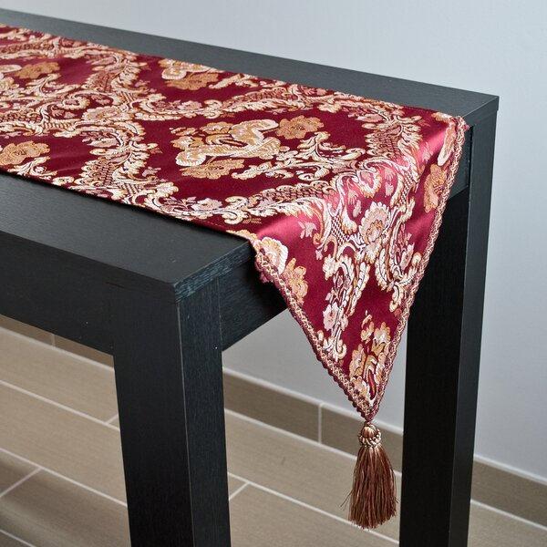 Roselyn Table Runner by Sherry Kline