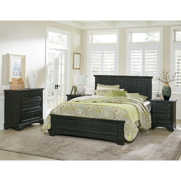 Bunbury Standard 4 Piece Bedroom Set by Charlton Home