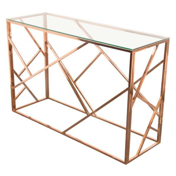 Heitman Console Table By Diamond Sofa
