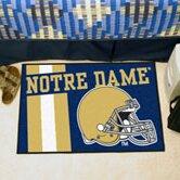 NCAA Notre Dame Starter Mat by FANMATS