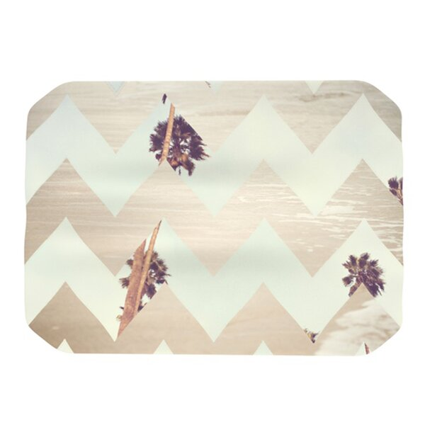 Oasis Placemat by KESS InHouse