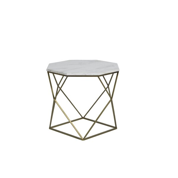 Kristie End Table By Gabby