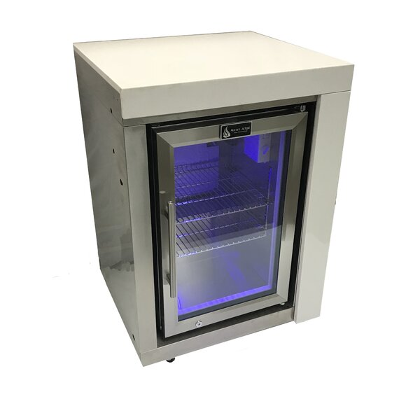 2 cu. ft. Compact/Mini Refrigerator by Mont Alpi