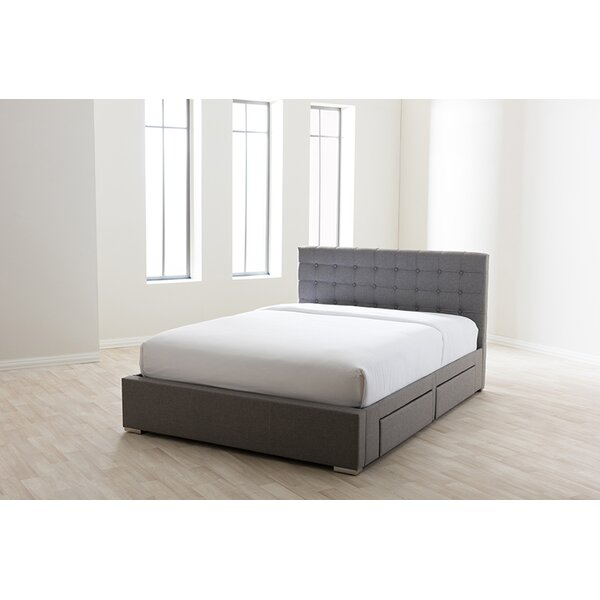 Horan Upholstered Storage Platform Bed by Red Barrel Studio