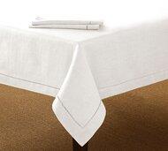 Jarrard Hemstitch Single Border Tablecloth by Alcott Hill