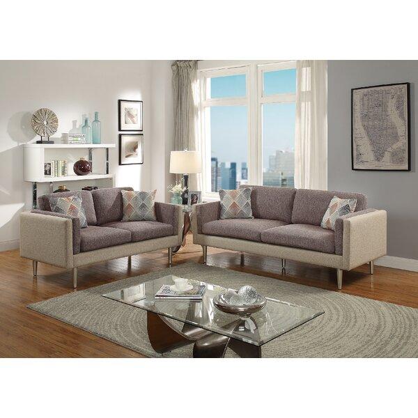 Benson 2 Piece Living Room Set by Ivy Bronx