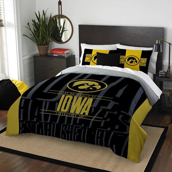 NCAA 3 Piece Full/Queen Comforter Set by Northwest