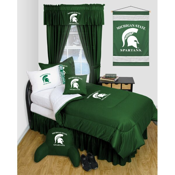 NCAA Bed Skirt by Sports Coverage Inc.