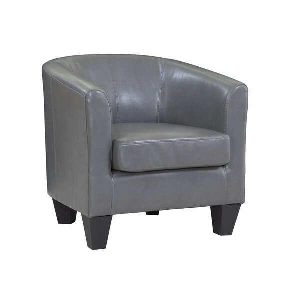 Ellen Barrel Chair by Ebern Designs Ebern Designs