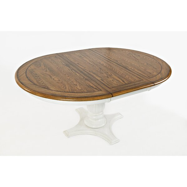 Yarger Extendable Dining Table by August Grove