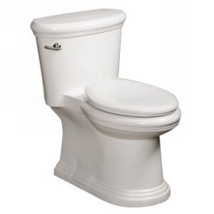 Orrington High Efficiency 1.28 GPF Elongated One-Piece Toilet by Danze®
