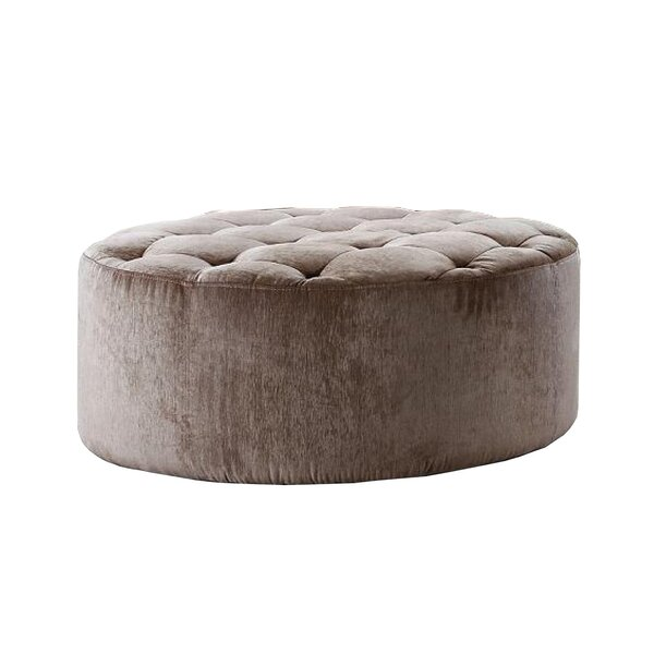 Seaman Cocktail Ottoman by Everly Quinn