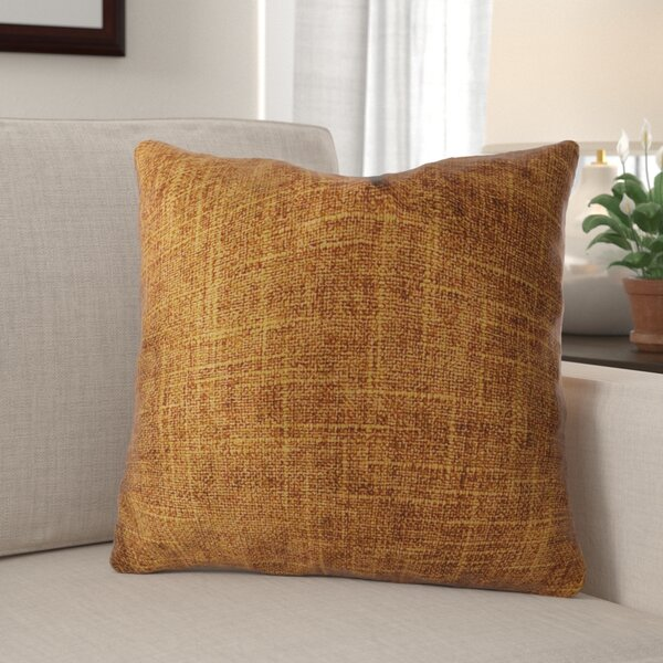 Bilbrook Luxury Throw Pillow by Foundry Select