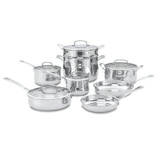 13 Piece Cookware Set ByCuisinart