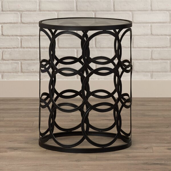 Plummer End Table By Wrought Studio
