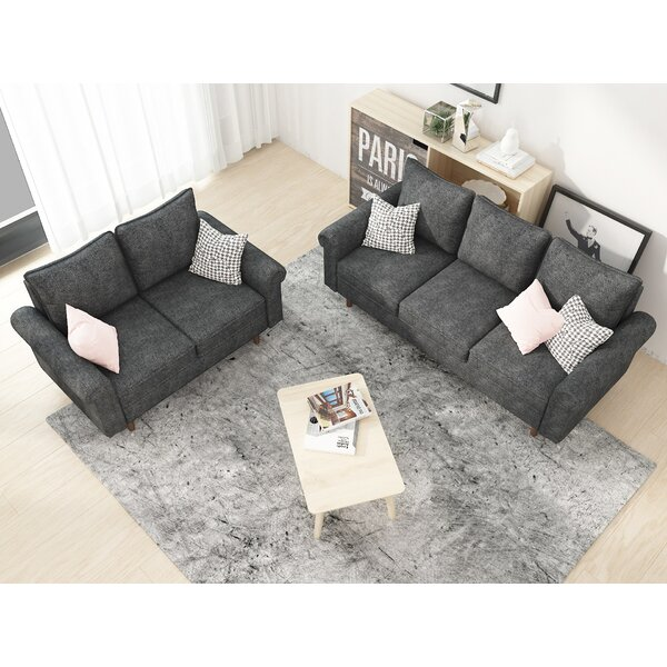 Cyr 2 Piece Living Room Set By Wrought Studio