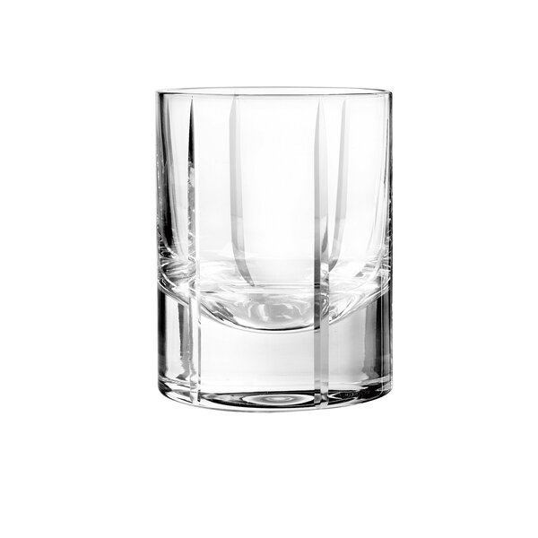 Trend DOF Glass (Set of 4) by Qualia Glass