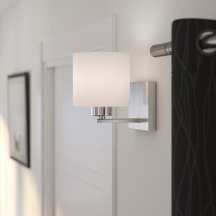 Modern wall sconces allmodern save to idea board mozeypictures Images