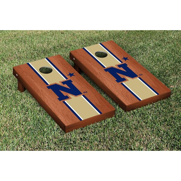Stained Stripe Version 2 Cornhole Game Set by Victory Tailgate
