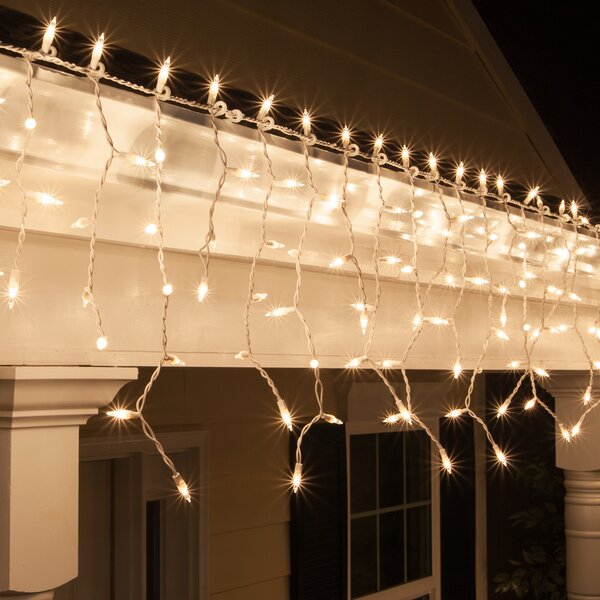 Commercial Mini Icicle Light by Kringle Traditions