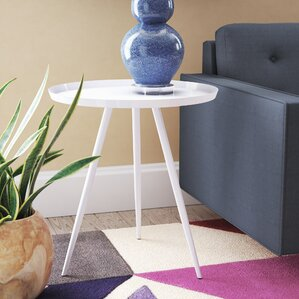 Bail End Table by Mercury Row