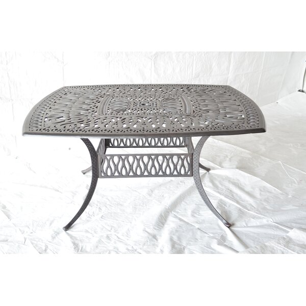 Kristy Metal Bar Table By Darby Home Co by Darby Home Co