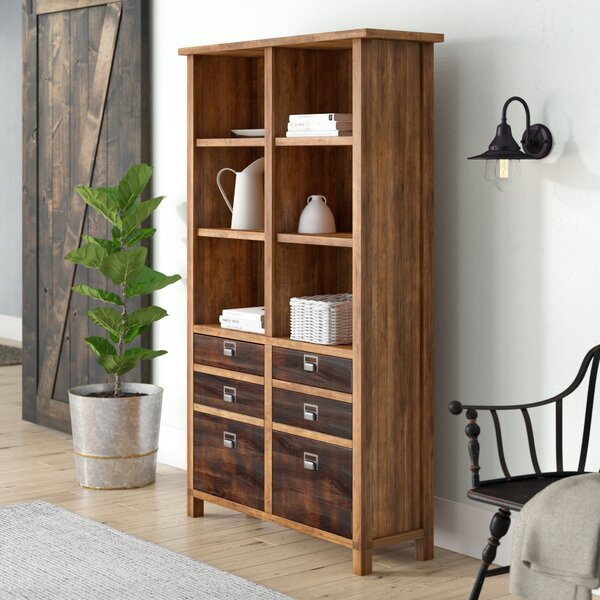 Jodie Standard Bookcase By Laurel Foundry Modern Farmhouse