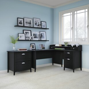 2 Piece L-Shape Desk by Winston Porter Find