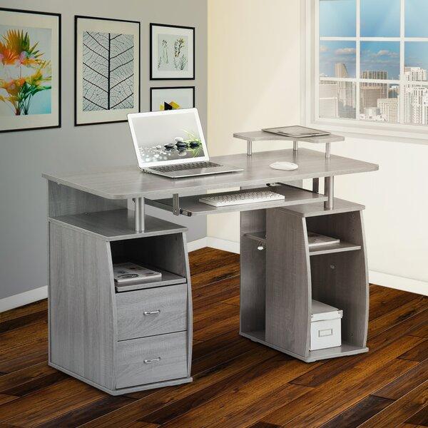 Aburizik Complete Computer Desk by Orren Ellis
