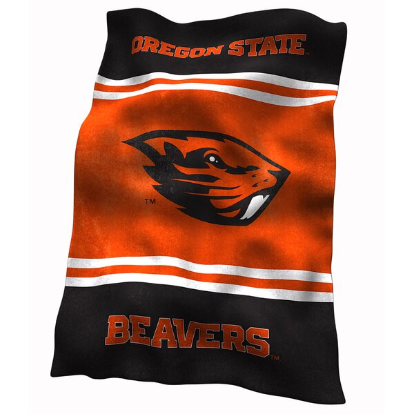 OR State Ultra Soft Blanket by Logo Brands