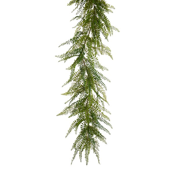 Fern Garland (Set of 2) by Gracie Oaks