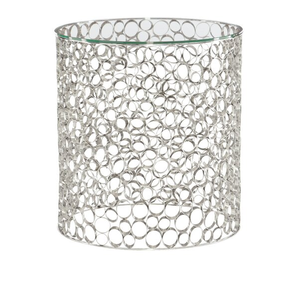 Candide End Table by Bernhardt
