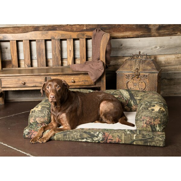 Muldoon Couch Bolster Dog Bed by Tucker Murphy Pet