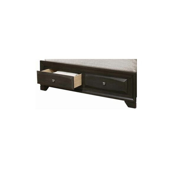 Raposo Upholstered Storage Platform Bed by Latitude Run