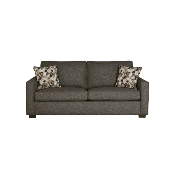 Pratik 82'' Square Arm Sofa By Gracie Oaks