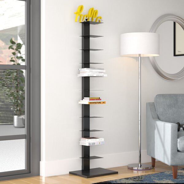 Xanthe Standard Bookcase by Mercury Row