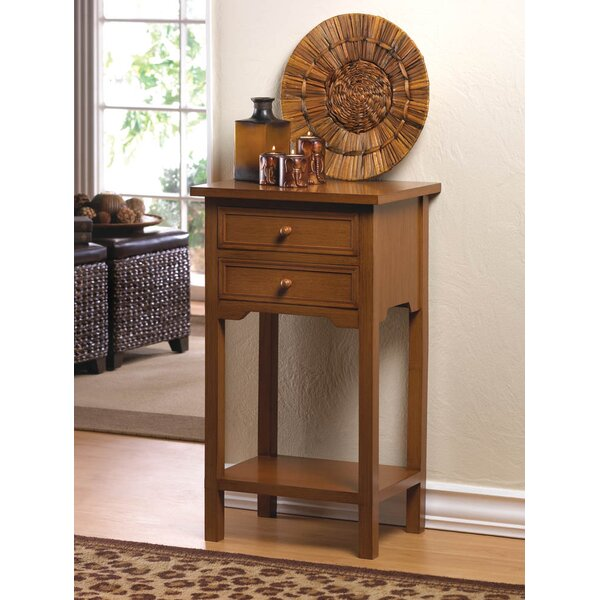 Baynton End Table By Charlton Home