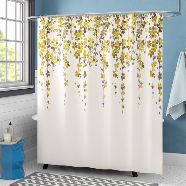 Hemmer Shower Curtain by Zipcode Design