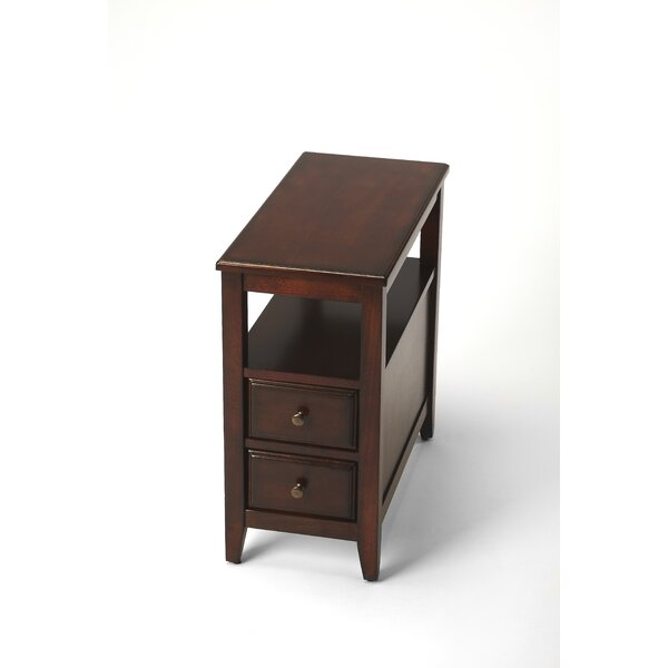 Claysburg Chairside Table by Darby Home Co