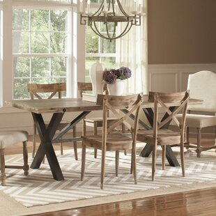 Reatha Dining Table by Ophelia & Co.