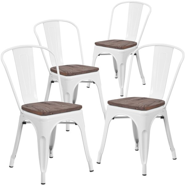 Ketchum Dining Chair (Set of 4) by Breakwater Bay