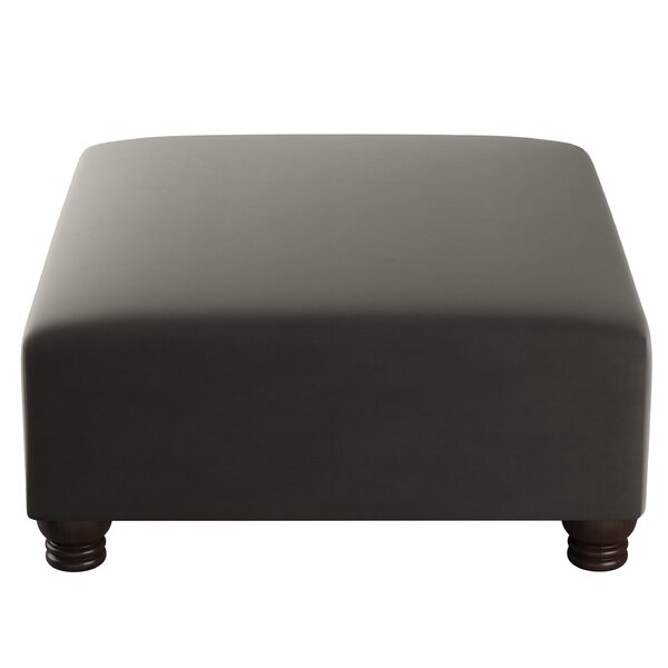 Rasen Square Cocktail Ottoman by Alcott Hill