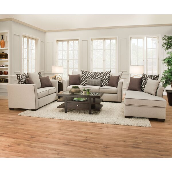 Stewart Configurable Living Room Set by A&J Homes Studio