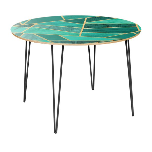Haefner Dining Table by Wrought Studio