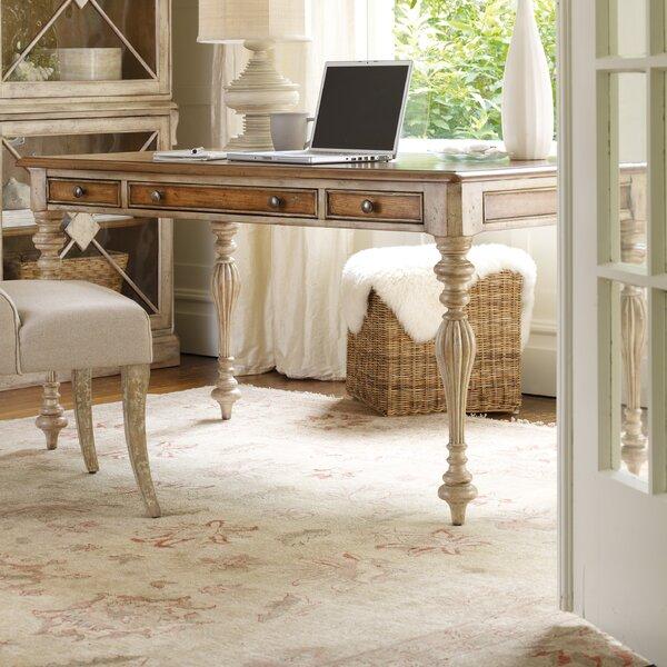 Sanctuary Keyboard Tray Writing Desk by Hooker Furniture