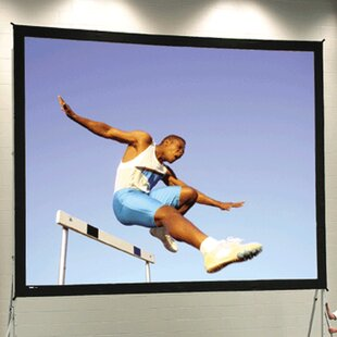 Fast Fold Deluxe 108 H x 192 W Portable Projection Screen