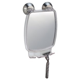 Great choice Suction Fog-Free Mirror By Rebrilliant